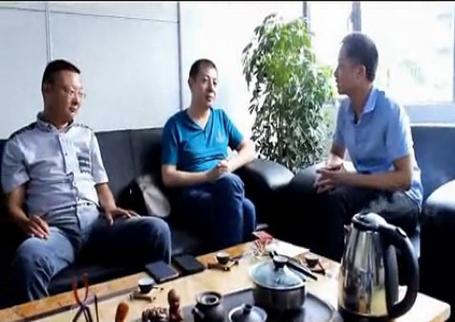 江苏盐城卓影时代5D影院采访