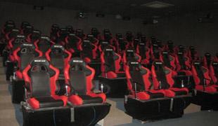 汕头40座4D影院+两套6座5